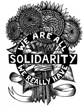 Solidarity17x22